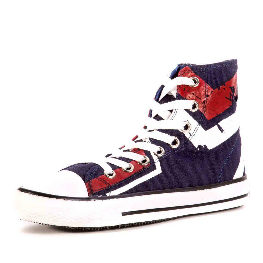 کفش آل استار ساق بلند کانورس کفش خوب کتانی کتونی